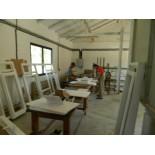 Sectie productie ferestre