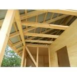Cabana lemn masiv