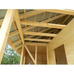 Cabana - lemn masiv